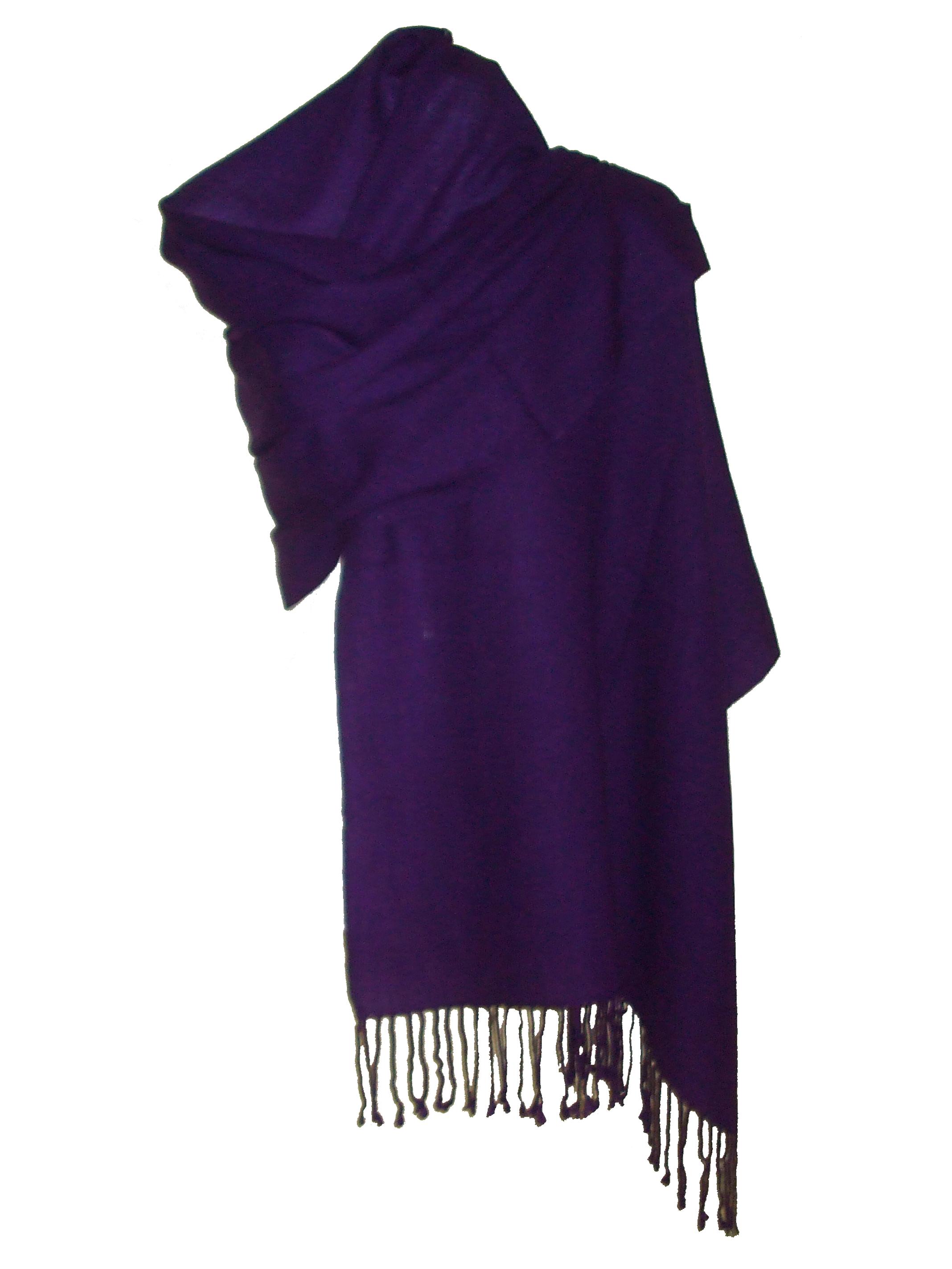 sortie en vente 100% authentique haute qualité echarpe violette femme